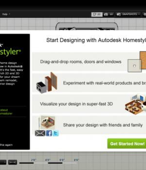 Autodesk Homestyler Ekran Görüntüleri - 3
