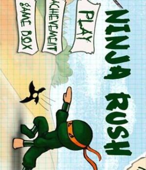 Ninja Rush HD Ekran Görüntüleri - 1
