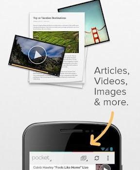 Pocket Ekran Görüntüleri - 1