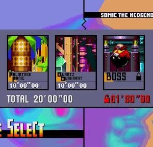 Sonic CD Lite Ekran Görüntüleri - 4