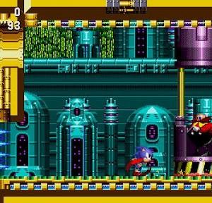 Sonic CD Lite Ekran Görüntüleri - 1