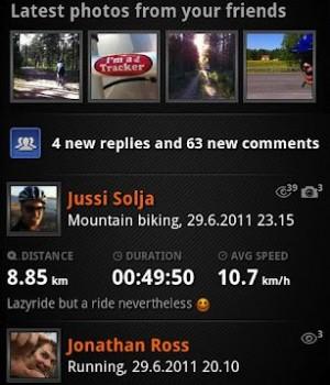 Sports Tracker Ekran Görüntüleri - 2