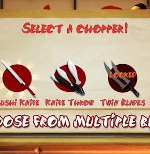 SushiChop Ekran Görüntüleri - 1