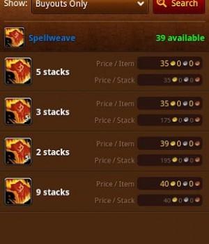 World Of Warcraft Armory Ekran Görüntüleri - 2