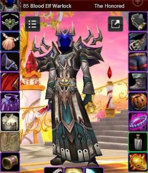 World Of Warcraft Armory Ekran Görüntüleri - 3