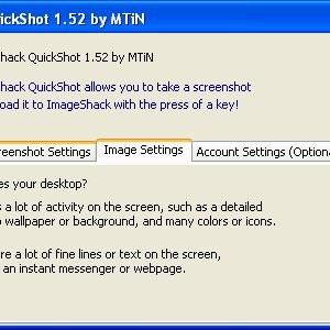 ImageShack Uploader Ekran Görüntüleri - 1