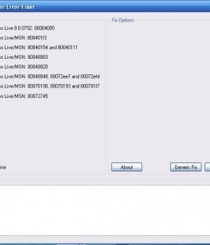 Messenger Error Fixer Ekran Görüntüleri - 1