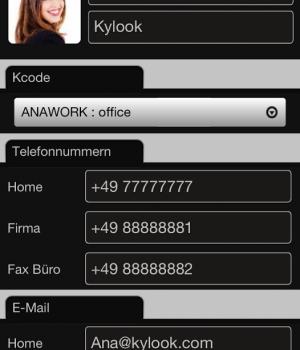 Address Book Ekran Görüntüleri - 2