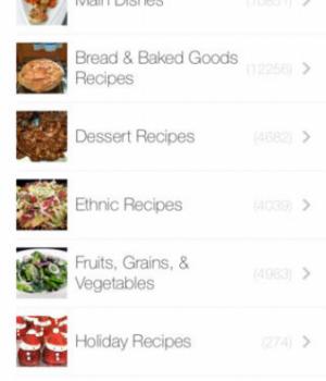 Allthecooks Recipes! Ekran Görüntüleri - 2