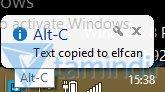 Alt-C Ekran Görüntüleri - 1