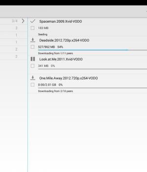aTorrent Ekran Görüntüleri - 4