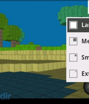 BlockWorld Lite Ekran Görüntüleri - 2