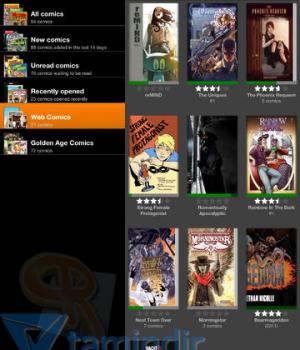ComicRack Ekran Görüntüleri - 4