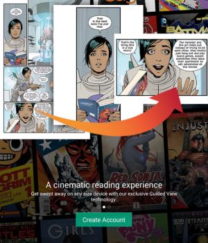 Comics Ekran Görüntüleri - 4