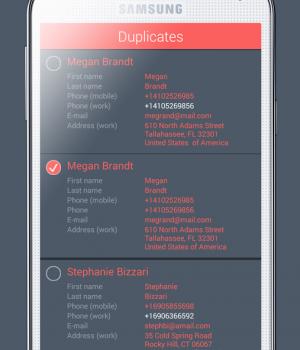 Contacts Optimizer Ekran Görüntüleri - 2