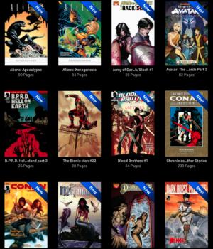 Dark Horse Comics Ekran Görüntüleri - 5
