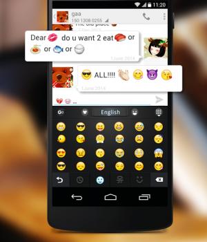 Emoji Keyboard Ekran Görüntüleri - 3