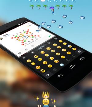 Emoji Keyboard Ekran Görüntüleri - 1