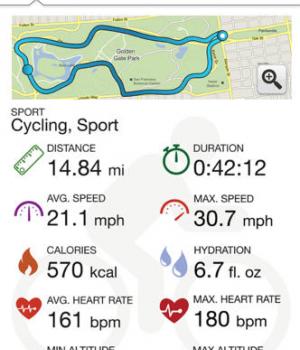 Endomondo Sports Tracker Ekran Görüntüleri - 3
