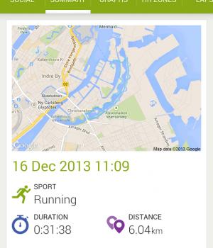 Endomondo Sports Tracker Ekran Görüntüleri - 2