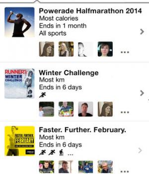 Endomondo Sports Tracker Ekran Görüntüleri - 1