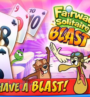Fairway Solitaire Blast Ekran Görüntüleri - 1