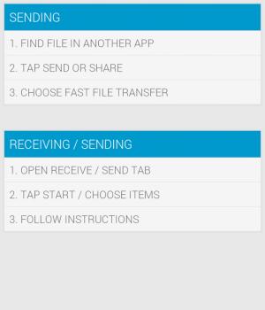 Fast File Transfer Ekran Görüntüleri - 5