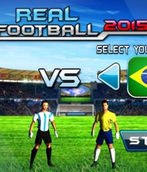 Football 2015: Real Soccer Ekran Görüntüleri - 2