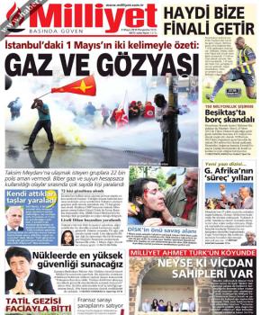 Gazeteler Manşetler Ekran Görüntüleri - 3