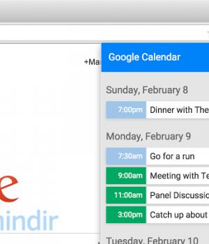 Google Calendar Ekran Görüntüleri - 4