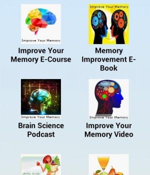 Improve Your Memory Ekran Görüntüleri - 2