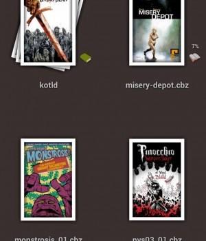 Komik Reader Ekran Görüntüleri - 2