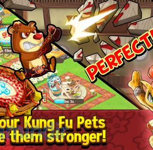 Kung Fu Pets Ekran Görüntüleri - 4