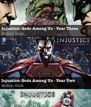 Madefire Comics & Motion Books Ekran Görüntüleri - 3