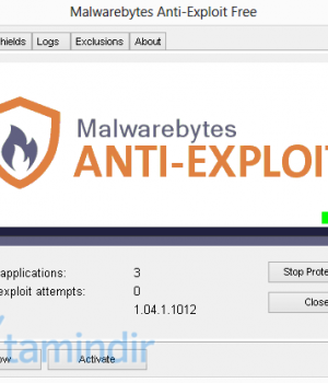 Malwarebytes Anti-Exploit Ekran Görüntüleri - 3