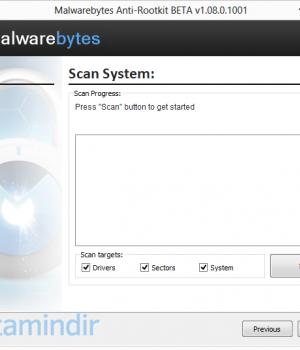 Malwarebytes Anti-Rootkit Ekran Görüntüleri - 1
