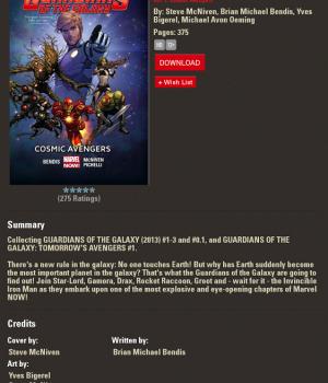 Marvel Comics Ekran Görüntüleri - 3