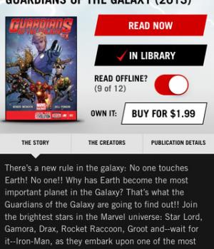 Marvel Unlimited Ekran Görüntüleri - 4