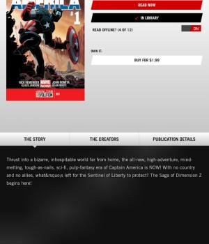 Marvel Unlimited Ekran Görüntüleri - 3