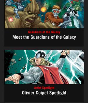 Marvel Unlimited Ekran Görüntüleri - 2