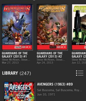 Marvel Unlimited Ekran Görüntüleri - 1