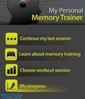 Memory Trainer Ekran Görüntüleri - 2