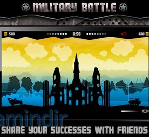 Military Battle Ekran Görüntüleri - 2