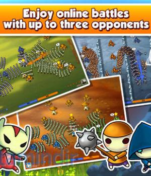 Mushroom Wars Ekran Görüntüleri - 3