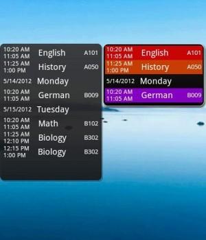 My Class Schedule: Timetable Ekran Görüntüleri - 4