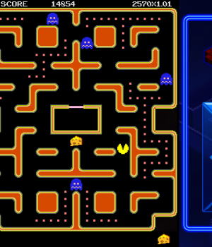 PAC-MAN +Tournaments Ekran Görüntüleri - 4