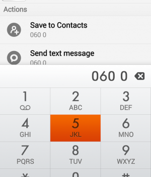 PP - Dialer and Contacts Ekran Görüntüleri - 2