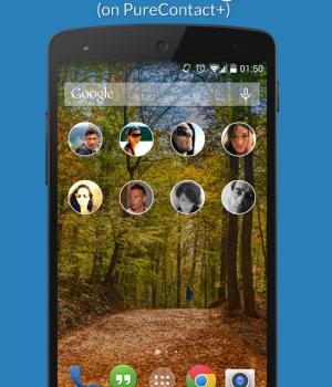 PureContact Ekran Görüntüleri - 1
