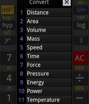 RealCalc Scientific Calculator Ekran Görüntüleri - 2