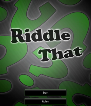 Riddle That Ekran Görüntüleri - 4